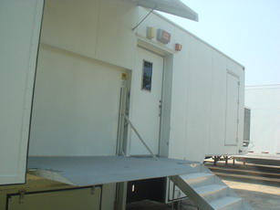 Disaster Recovery trailer